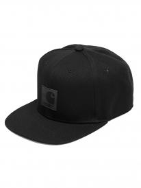 Carhartt WIP Logo Cap (black)