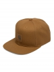 Carhartt WIP Logo Cap (hamilton brown)