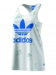 Adidas Trefoil Tank Top (white/clear grey)