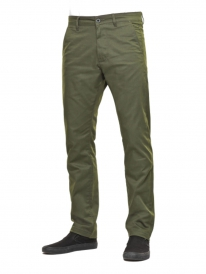 Reell Straight Flex Chino Hose (olive)