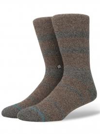 Stance Assert Socken (brown)