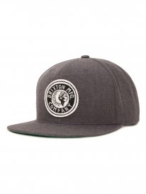 Brixton Rival Cap (charcoal heather)