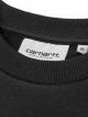 Carhartt WIP Script Embroidery Sweater (black/white)