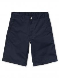 Carhartt WIP Presenter Short (navy rinsed)