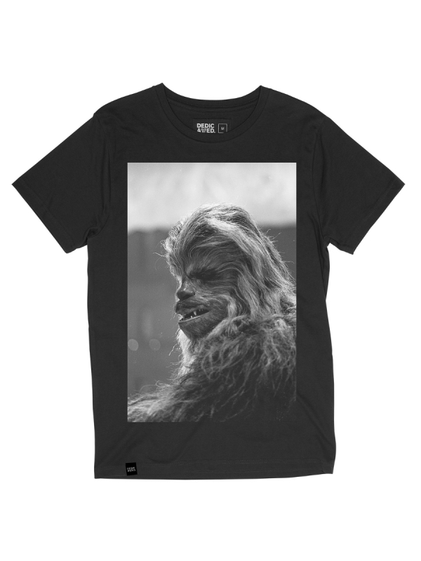 Dedicated Chewie T-Shirt (charcoal)