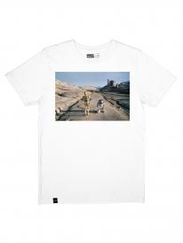 Dedicated Robot Walk T-Shirt (white)