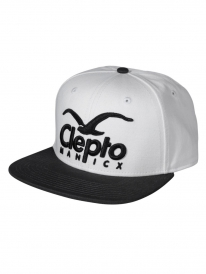 Cleptomanicx Super CI Cap (white)
