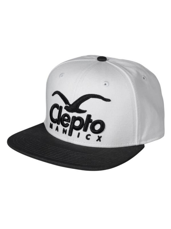 Cleptomanicx Super CI Cap (white)