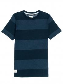 Wemoto Cope T-Shirt (navyblue-indigo)