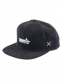 Wemoto Script Cap (black)