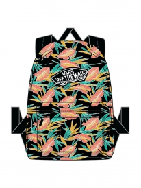 Vans Realm Rucksack (black tropical)