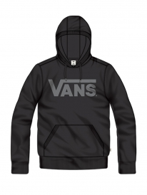 Vans Classic Hoodie (black/pewter)