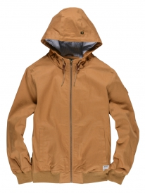 Element Dulcey Jacke (rust brown)