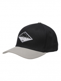 Element Camp Cap (flint black)