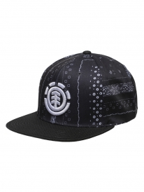 Element Knutsen A Cap (black)