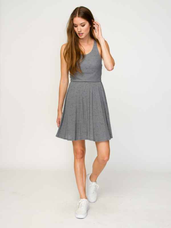 Element Rania Kleid (grey)