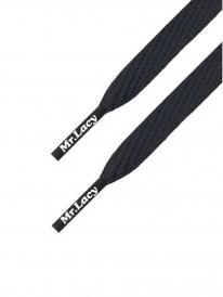 Mr. Lacy Smallies Schnürsenkel 90cm (black)