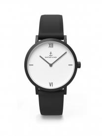 Kapten & Son Pure Lux Uhr (white)