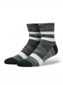 Stance Mission Low Socken (grey)