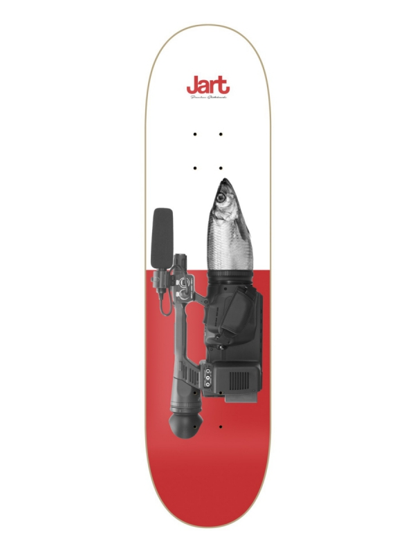 Jart Fish Eye Deck 7.87 Inch