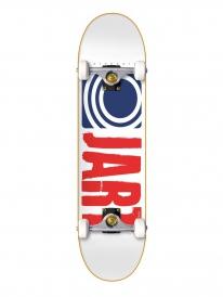 Jart Classic White Komplett Skateboard 8.25 Inch