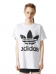 Adidas Big Trefoil T-Shirt (white)
