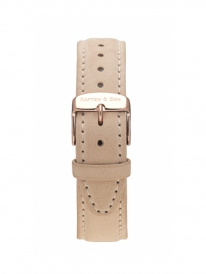 Kapten & Son Velvet Leather Strap (nude)