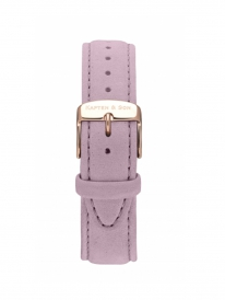 Kapten & Son Velvet Leather Strap (lavender)