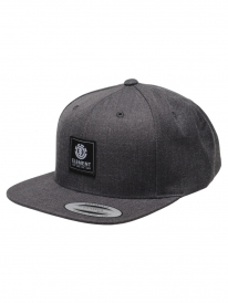 Element State Cap (black heather)