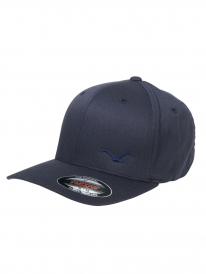 Cleptomanicx Flex Cap (dark navy)