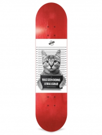 Inpeddo Mallgrab Cat Deck 8.25 Inch (red)