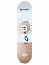 Inpeddo Higher Vibrations Deck 7.875 Inch (wood)