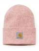 Carhartt WIP Acrylic Watch Hat Beanie (soft rose heather)