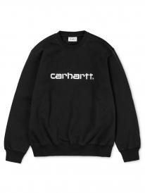 Carhartt WIP Sweat Sweater (black/white)