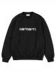 Carhartt WIP Sweat Sweater (black/white)