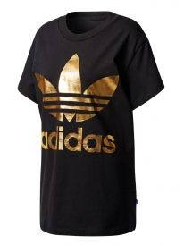 Adidas Big Trefoil T-Shirt (black)