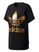 Adidas Big Trefoil T-Shirt (black)