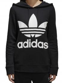 Adidas Trefoil Hoodie (black)