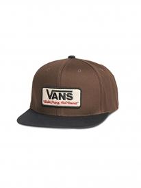 Vans Rowley Cap (demitasse/black)
