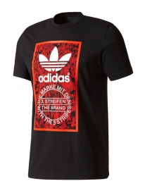 Adidas Tongue Label 1 T-Shirt (black)