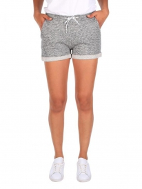 Iriedaily Jazzie Space Short (charcoal melange)