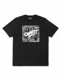 Carhartt Comic T-Shirt (black/white)
