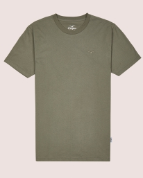 Cleptomanicx Ligull Regular T-Shirt (dusty olive)