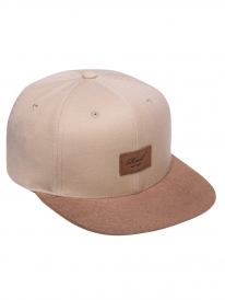 Reell Suede Cap (sand)