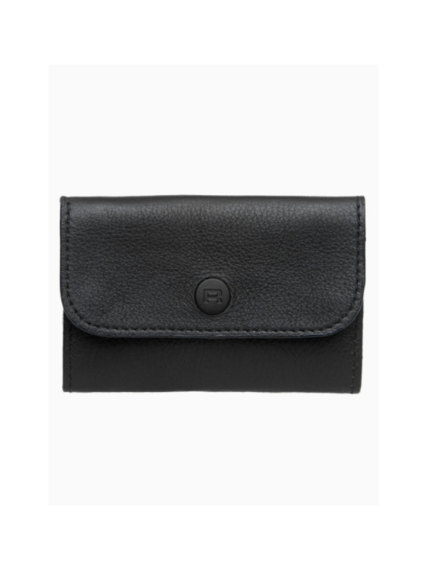 Reell Essentials Leather Wallet (black)