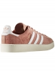 Adidas Campus W (raw pink/white/chalk white)