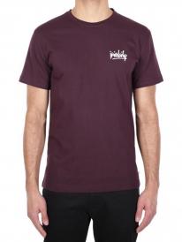 Iriedaily Tagg T-Shirt (aubergine)