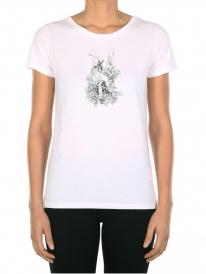 Iriedaily Easypeacy T-Shirt (white)