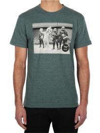 Iriedaily Funky Chicken T-Shirt (forest melange)