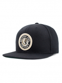 Brixton Rival Cap (black/gold)